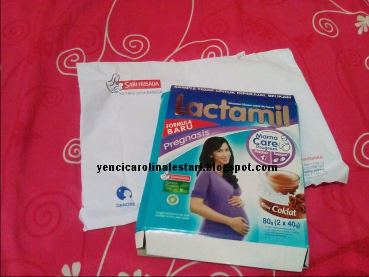 Sample Produk Gratis Lactamil (BURUAN)