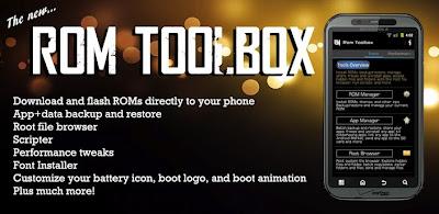 ROM Toolbox Pro v5.4.5