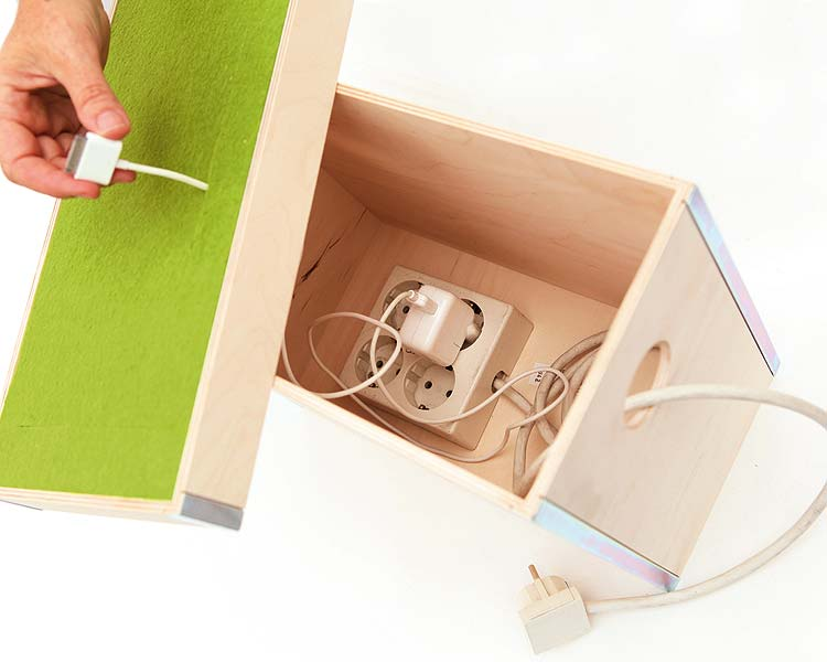 more than chic diy una caja para ocultar los cables