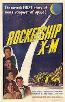 Portada película Cohete K-1
