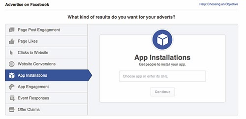 Facebook Adverts: How to Advertise Mobile Apps.