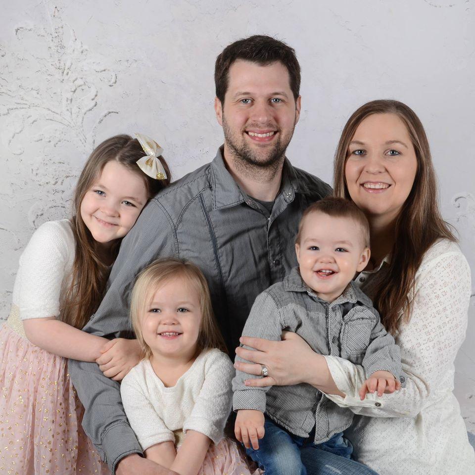 Josh, Brittany, Elise, Evaya and Ethan