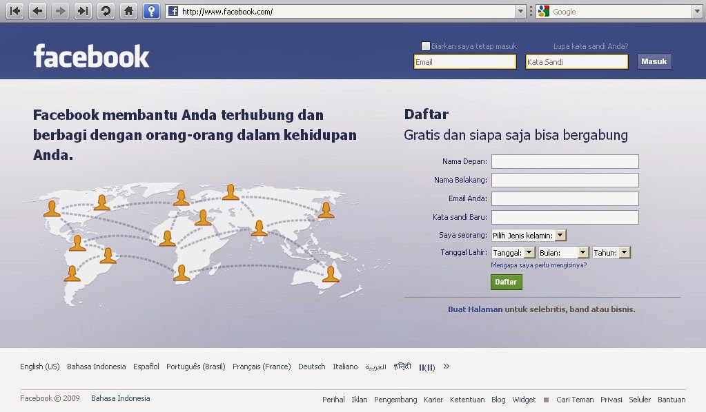 facebook buka cabang di Indonesia