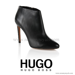 Queen Letizia Style HUGO BOSS Ankle boots