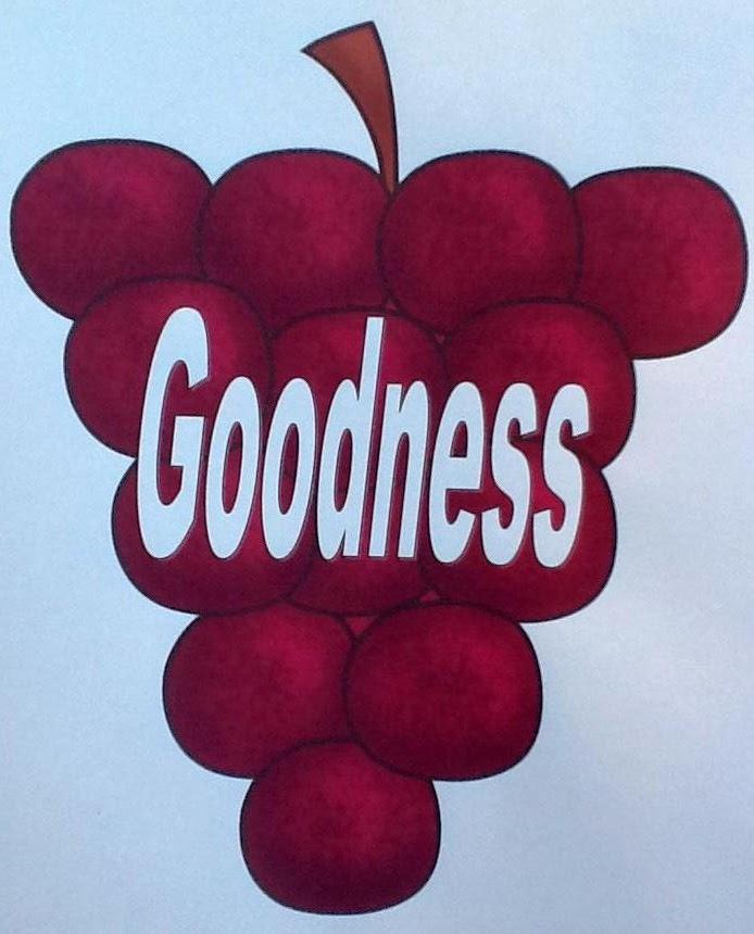 Goodness fruit of the spirit