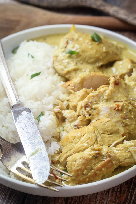 Chicken Curry 7 | Indonesian Recipes
