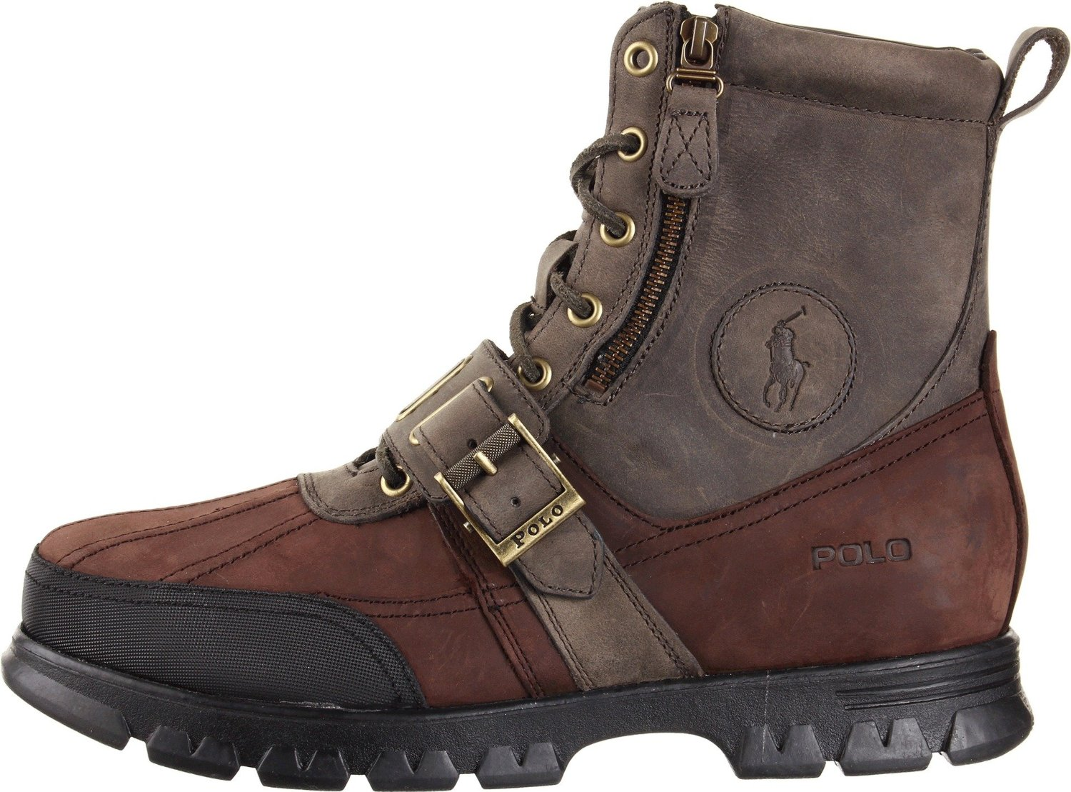 Rocks Shoes: Polo Ralph Lauren Men's Andres Ankle Boot