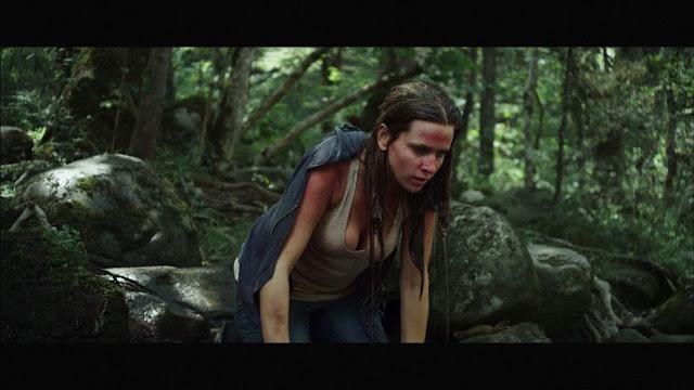 Girl in Woods Juliet Reeves