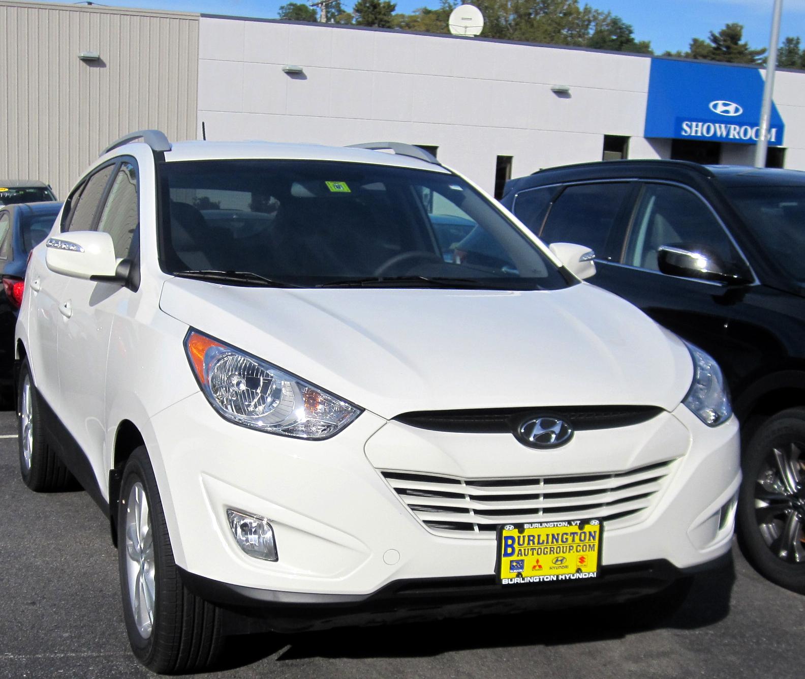 Tuson Hyundai: Burlington Hyundai's Hyundai Headlines: 2013 Hyundai