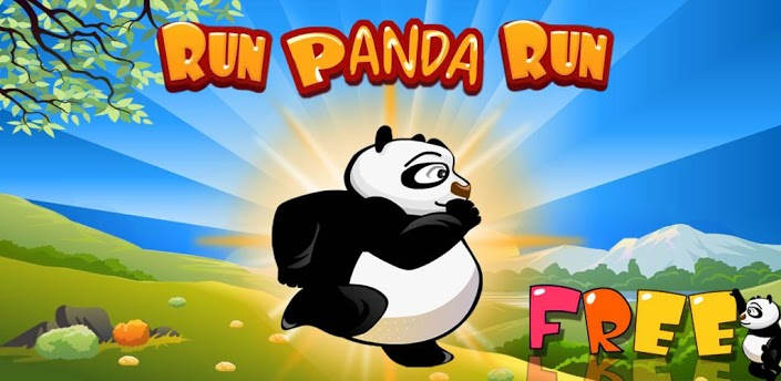 panda run game online free play