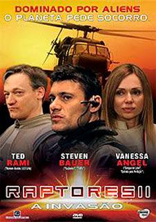 Filme Poster Raptores 2 - A Invasão DVDRip XviD & RMVB Dublado