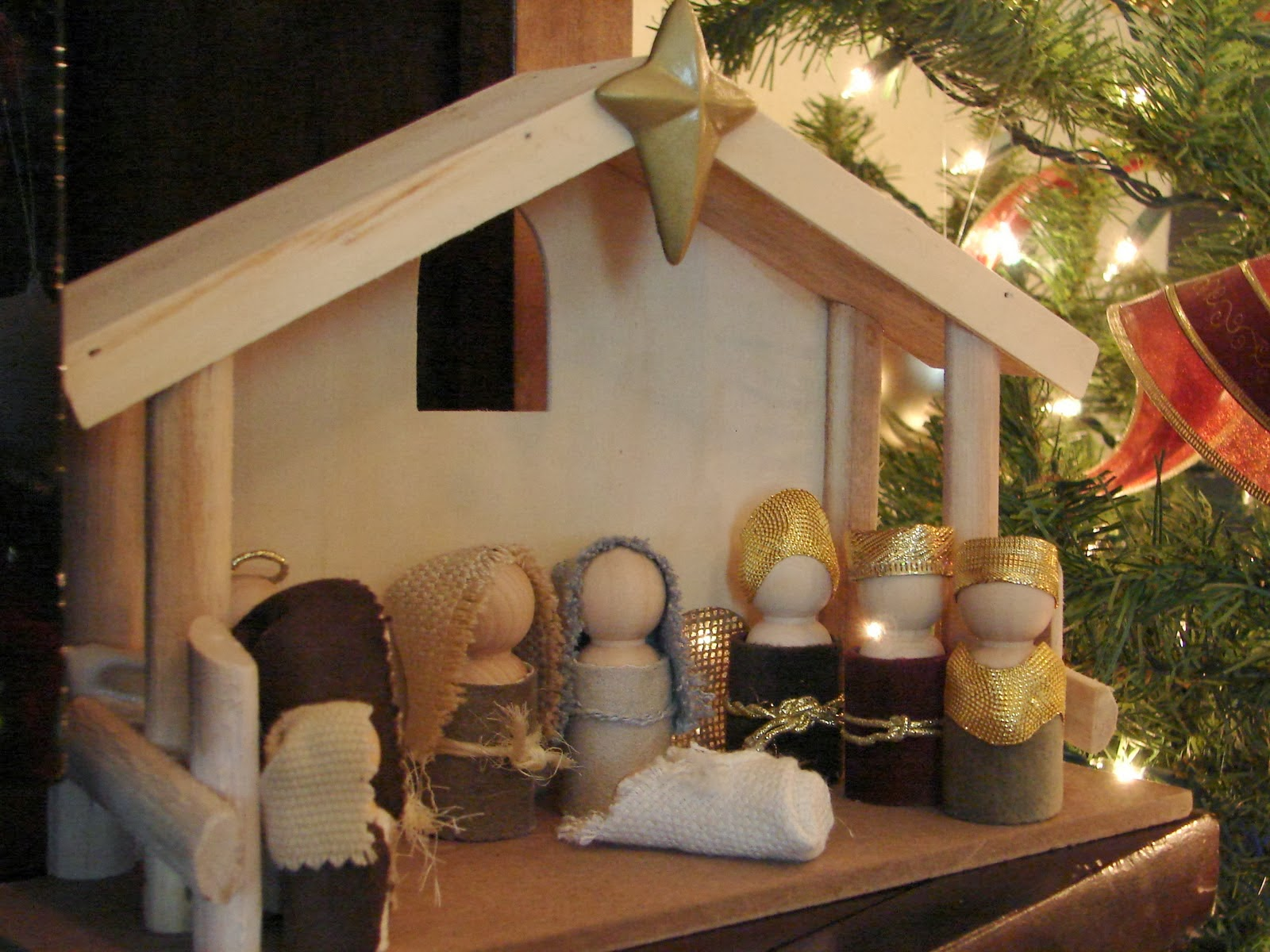 Christmas Countdown 29 Days 6 Creative Nativity Ideas