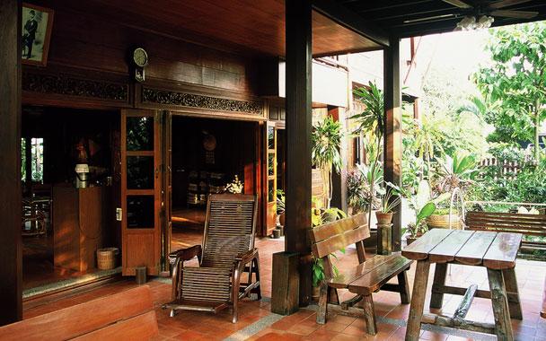 Home styles thai house style decor for Thai home designs