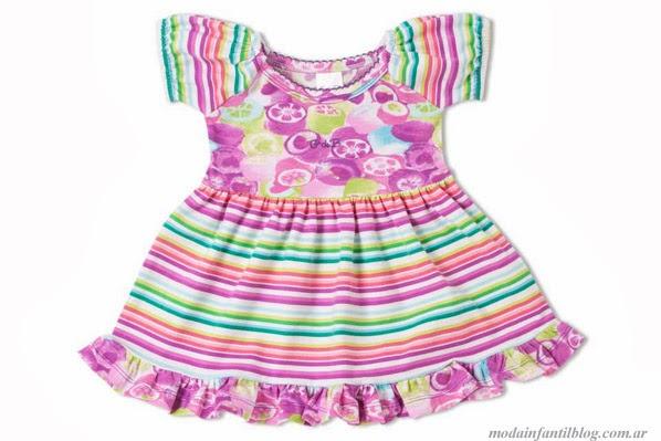coleccion vestidos niñas primavera verano 2014