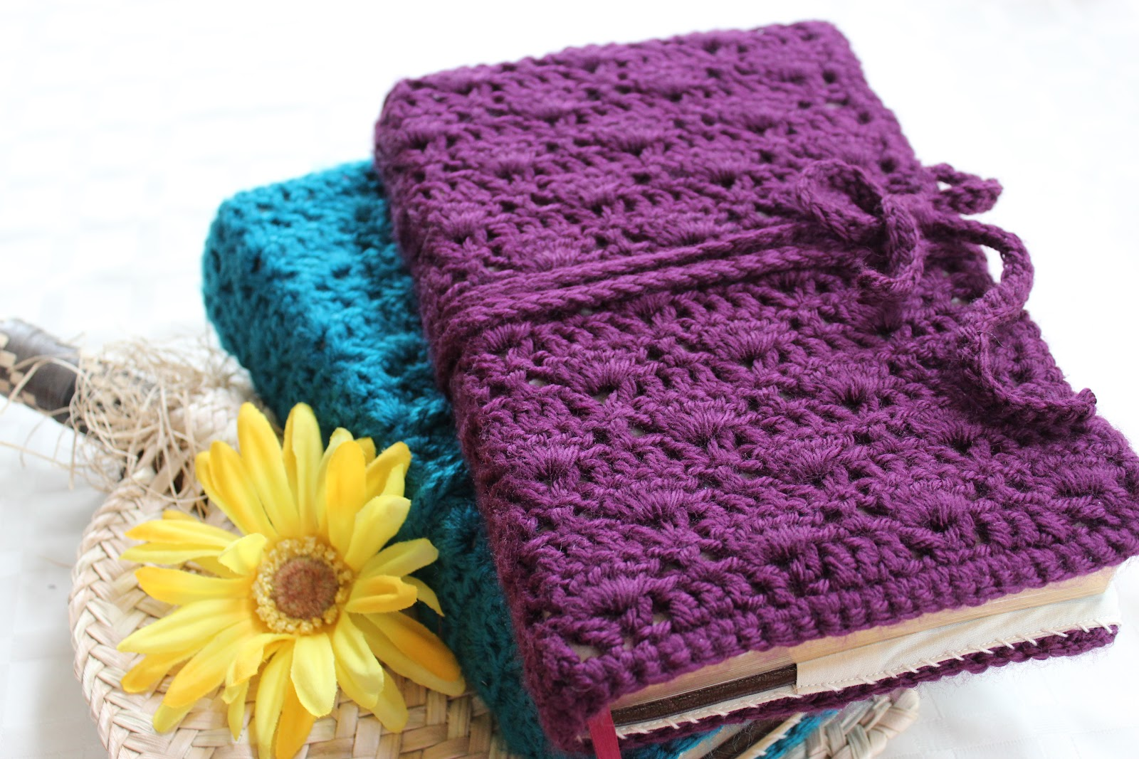 Book Cover Crochet : Mom all day hook nite book cover