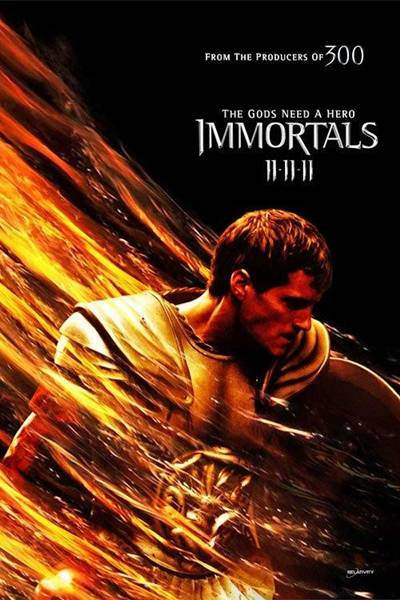 Inmortales [Immortals] 2011 DVDRip Español Latino Descargar 1 Link