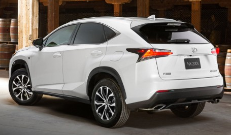 Lexus NX Release Date and Price