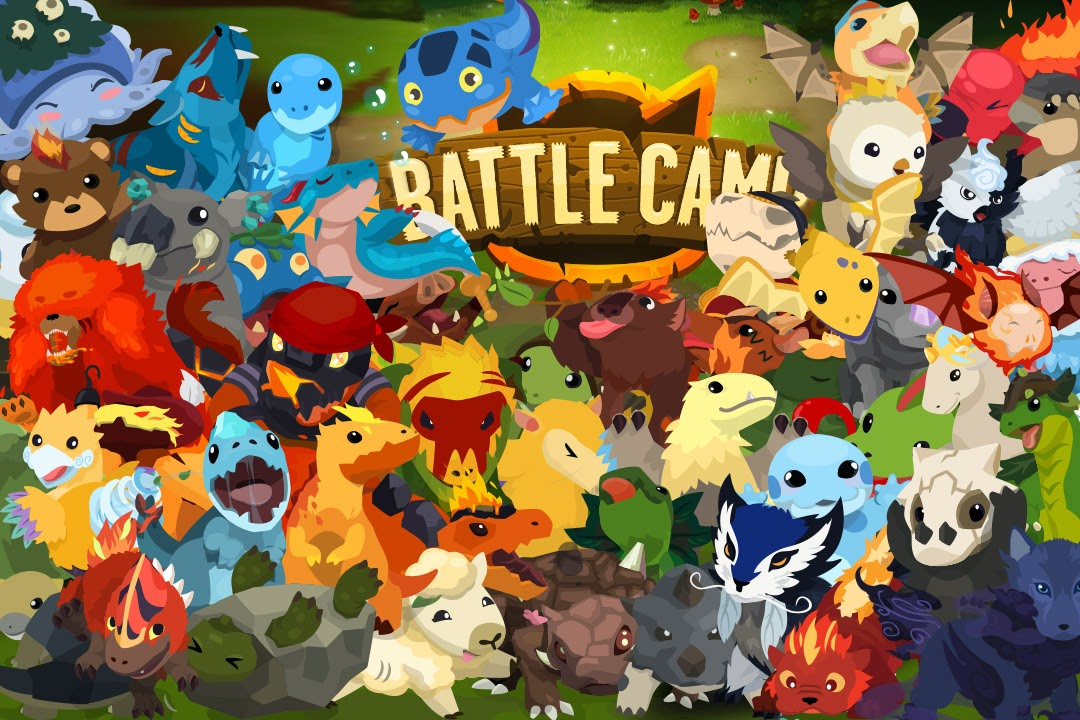 Battle Camp Hile Apk