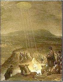 Lukisan The Baptism of Christ