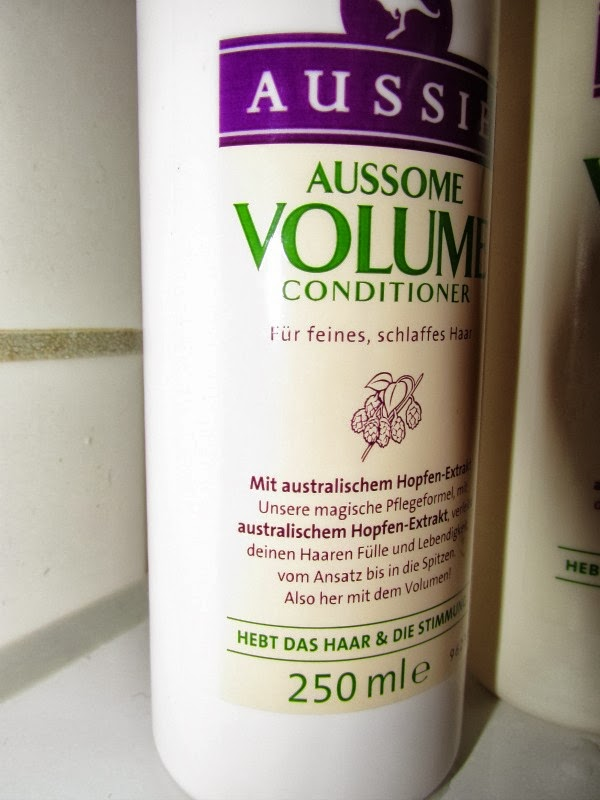 Aussie Aussome Volume Range Conditioner Review