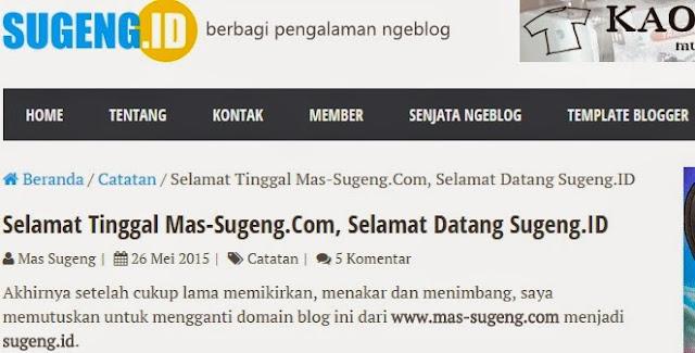 blog mas sugeng com ganti sugeng id