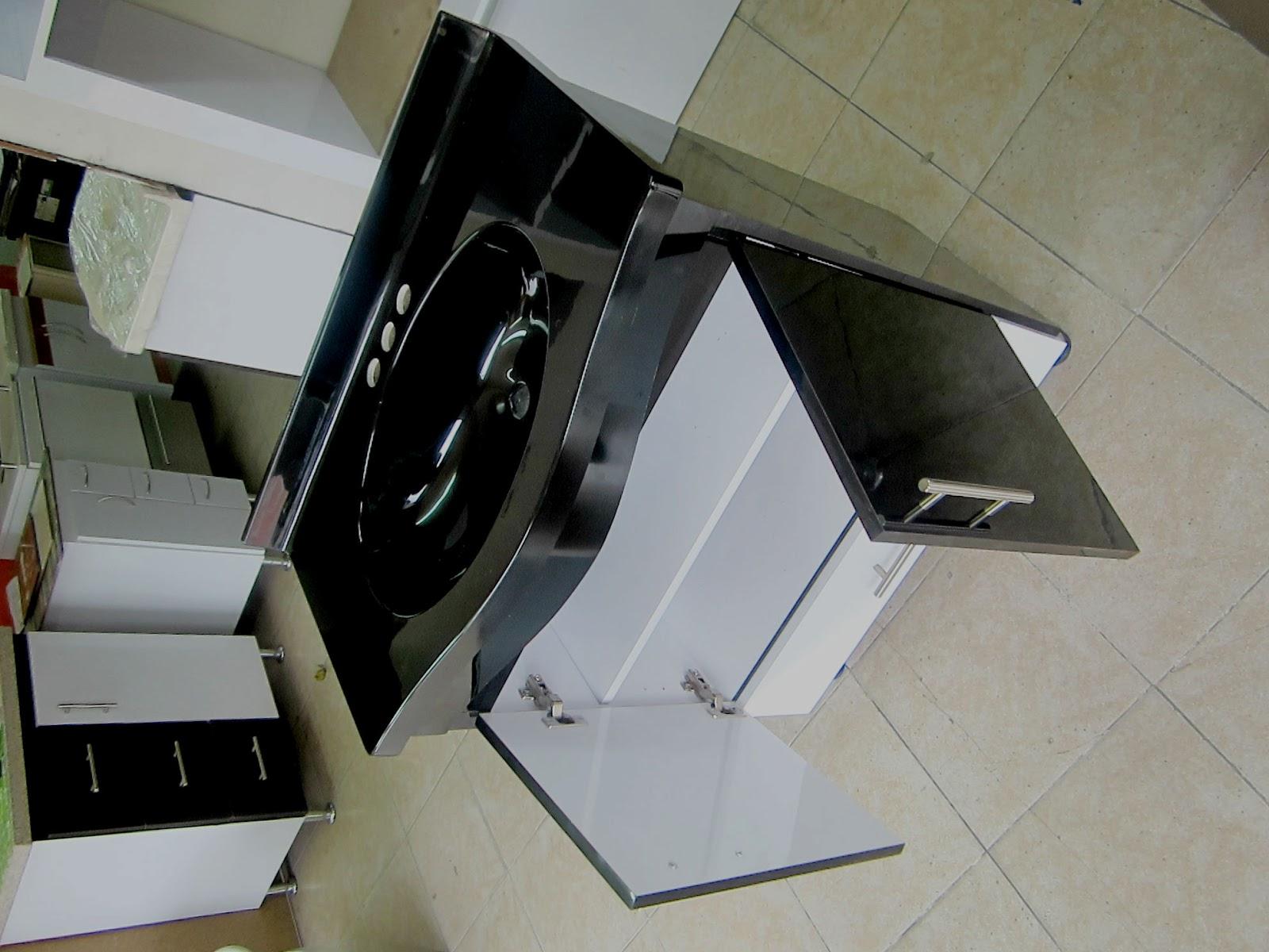 Muebles para ba o y cocina en policuarzo y fibra de vidrio for Muebles de fibra de vidrio
