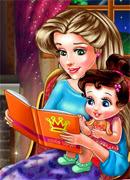 Детские сказки - Онлайн игра для девочек