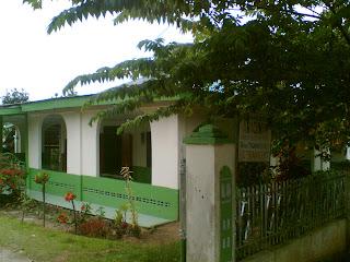 Masjid Karo Tiganderket