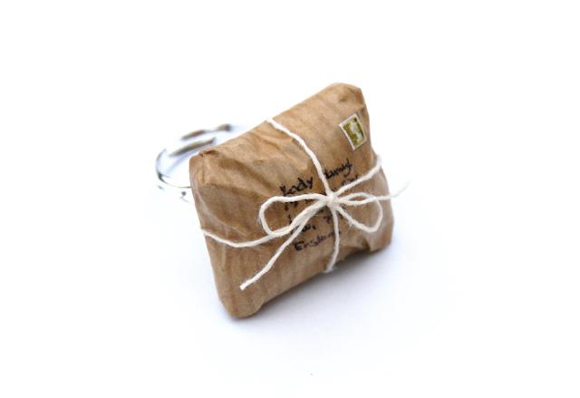 https://www.etsy.com/uk/listing/170485643/miniature-brown-parcel-ring-postal-ring