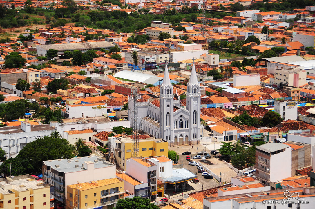 Igreja Matriz de Picos