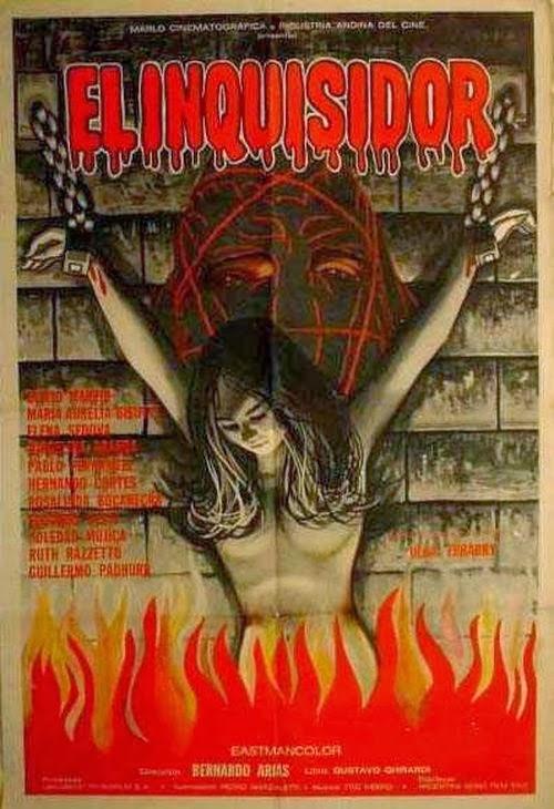 The Inquisitor (El inquisidor) 1975