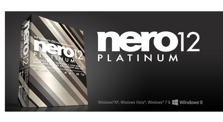 nero 12 free download