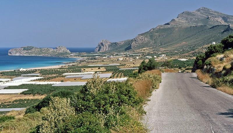 Falasarna (Crète, Grèce)