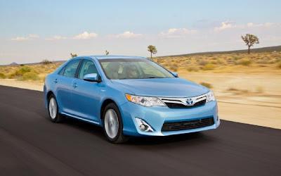 2012 Toyota Camry Hybrid Exterior