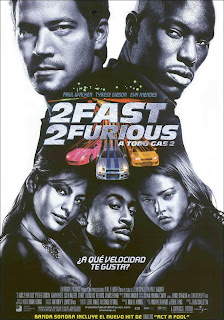 Rapidos y furiosos 2 (2 Fast 2 Furious)  HD (2003) - Latino