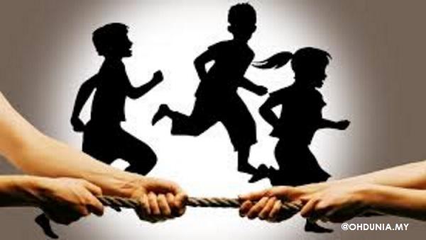 Selepas Perceraian: Siapa lebih berhak ke atas penjagaan anak-anak?