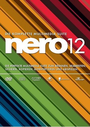 nero 12 Nero 12 Completo   Portugues Br + Crack 2013