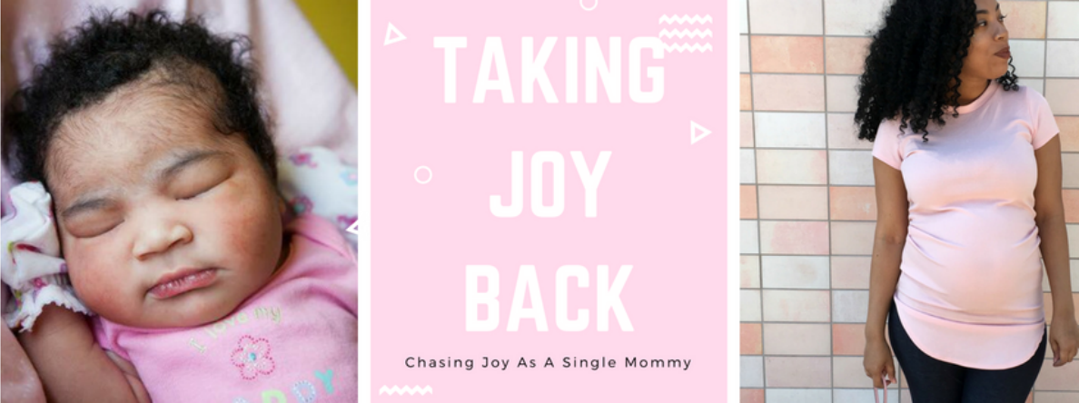 Taking Joy Back