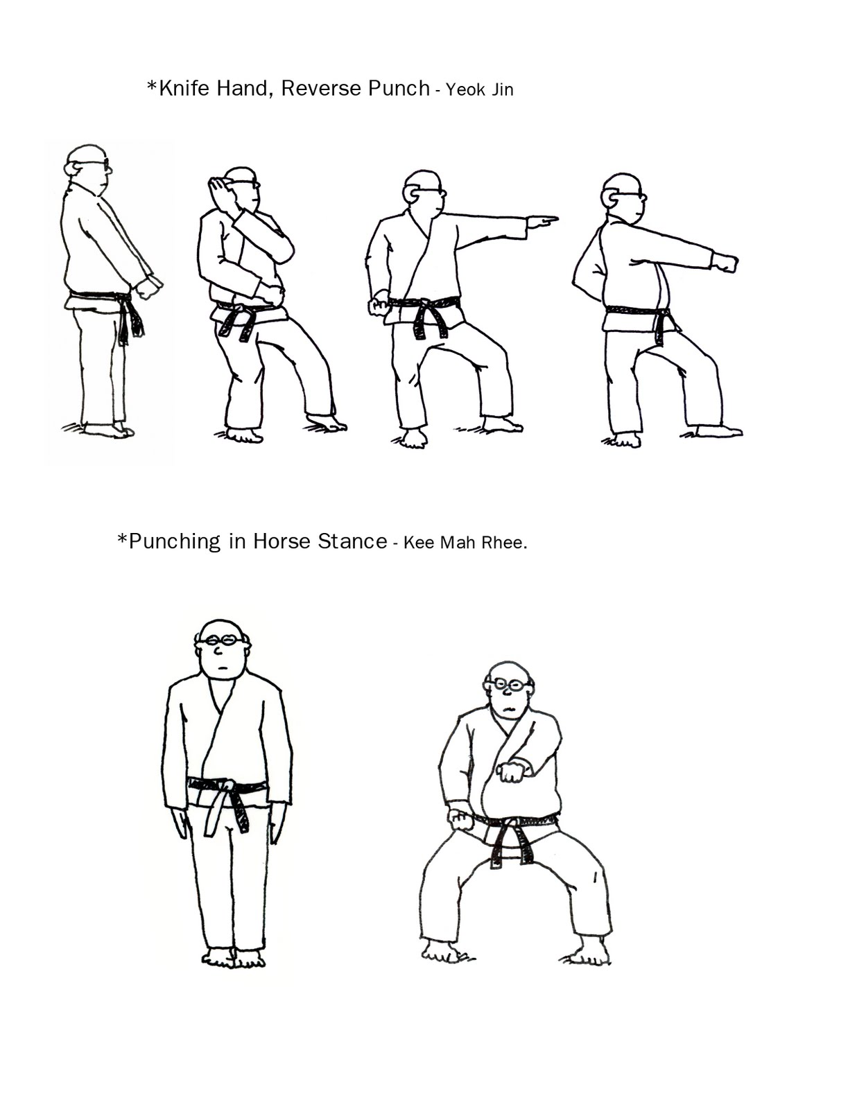 Prairie Martial Arts Kids Coloring Pages