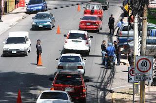 Honduras police operativos