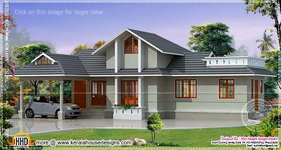 January 2014 kerala home design and floor plans for Home building cost per square foot texas