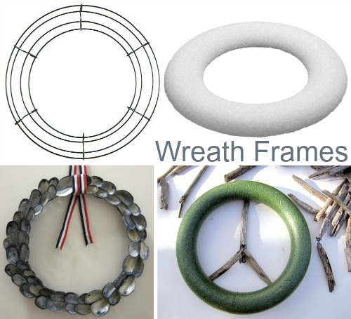 Where to Buy Wreath Frames