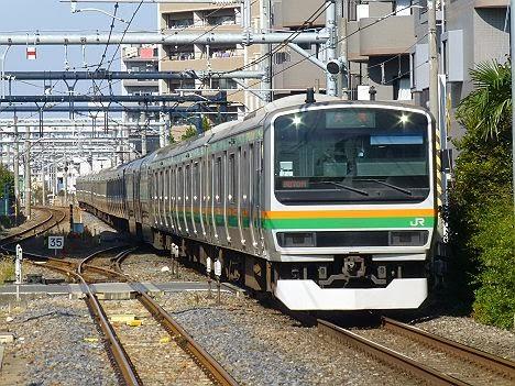 高崎線 普通 大宮行き E231系