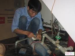 Lắp dặt máy bơm nước Quận Long Biên