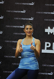 Jacqueline Fernandez Pictures at Puma Pulse XT Launch | ~ Bollywood and South Indian Cinema Actress Exclusive Picture Galleries