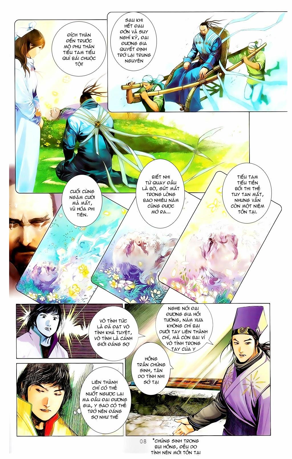 Phong Vân Chap 665 - Trang 7