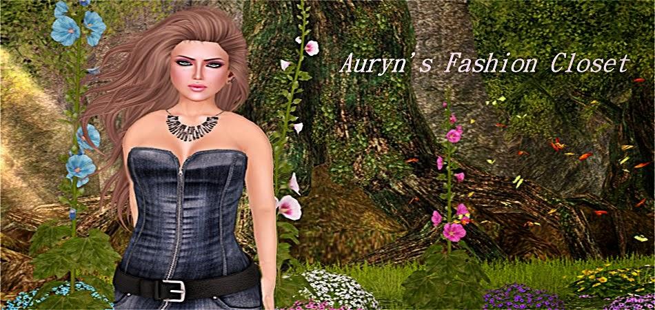 Auryn's Fashion Closet