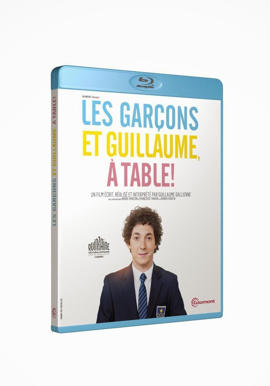 Cineblogywood les gar ons et guillaume table un blu - Guillaume et les garcons a table film complet ...