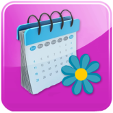 Period Calendar for BlackBerry