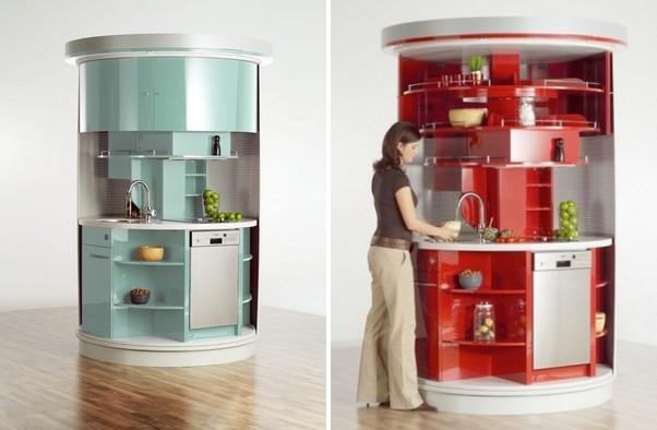 se tratar de um ambiente de produção a cozinha mesmo que pequena